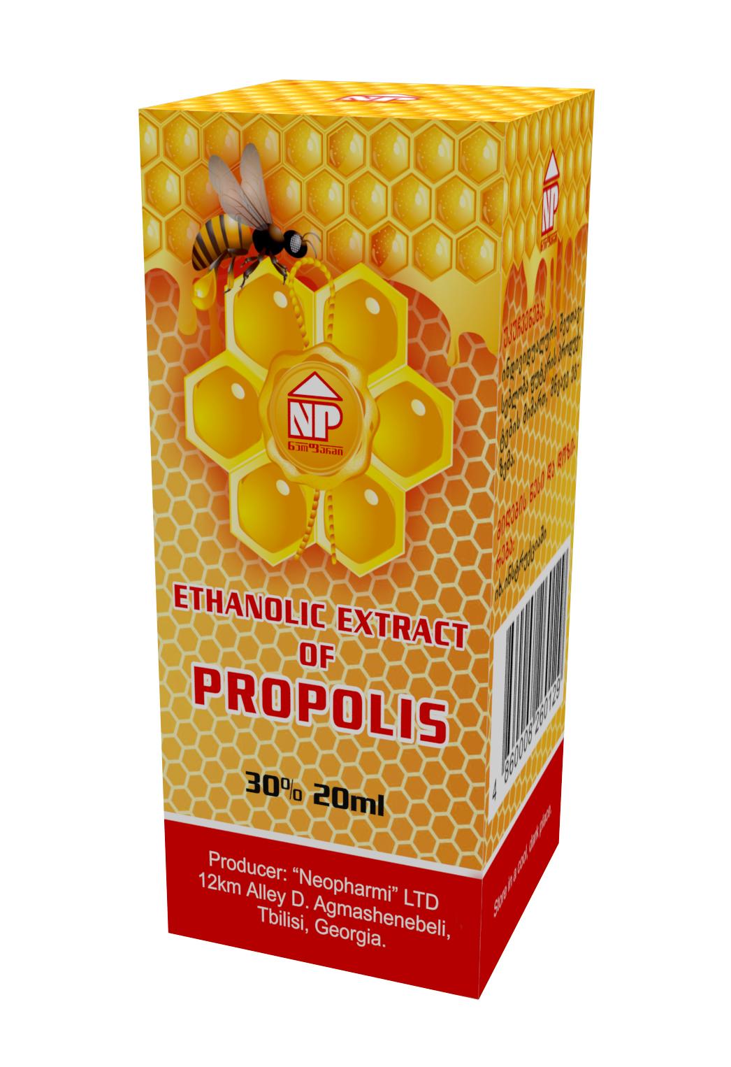 propolis az alkoholról a prosztatitisből)
